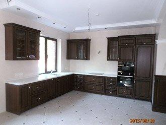 Кухня с фасадами