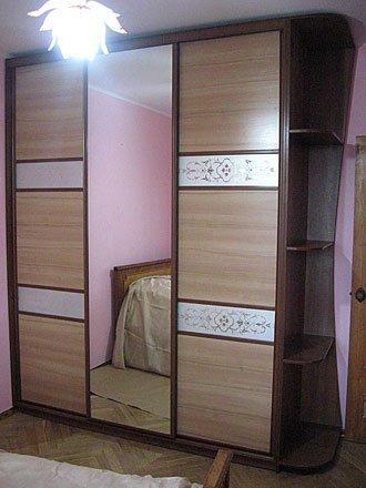 Шкаф-купэ на 3 двери