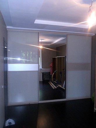 Шкаф-купе из ламинированного дсп